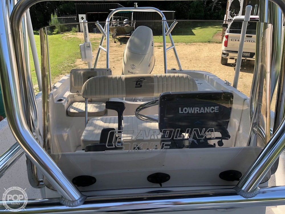 2019 Carolina Skiff boat for sale, model of the boat is 218 DLV & Image # 35 of 40