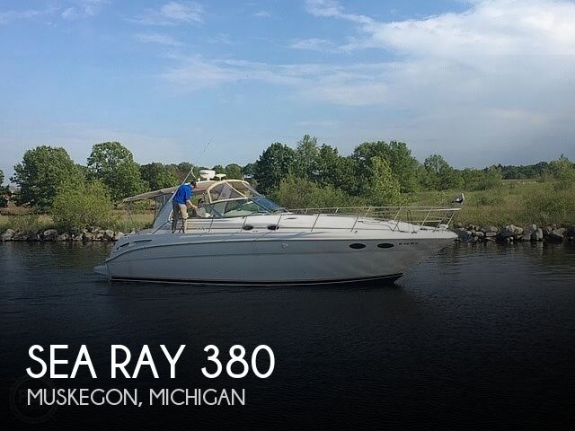 Used Boats For Sale in Grand Rapids, Michigan by owner | 1999 Sea Ray Sundancer 380