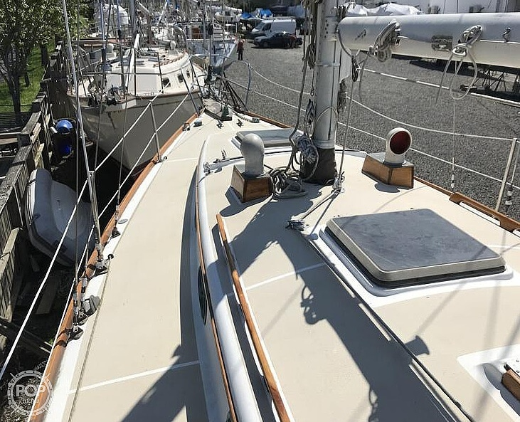 1982 Cape Dory boat for sale, model of the boat is 36 Cutter & Image # 2 of 9