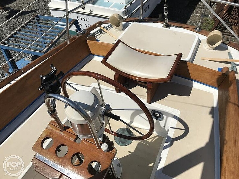 1982 Cape Dory boat for sale, model of the boat is 36 Cutter & Image # 6 of 9