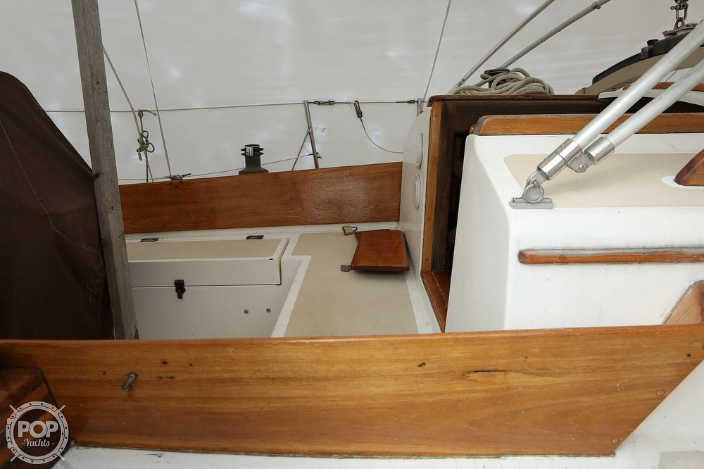 1982 Cape Dory boat for sale, model of the boat is 36 Cutter & Image # 12 of 40
