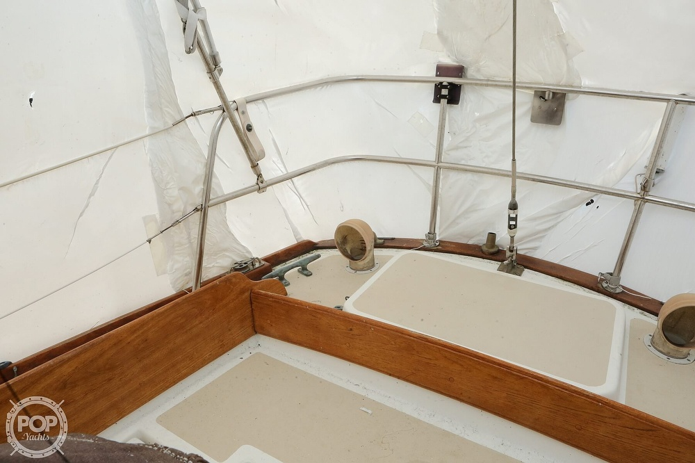 1982 Cape Dory boat for sale, model of the boat is 36 Cutter & Image # 13 of 40