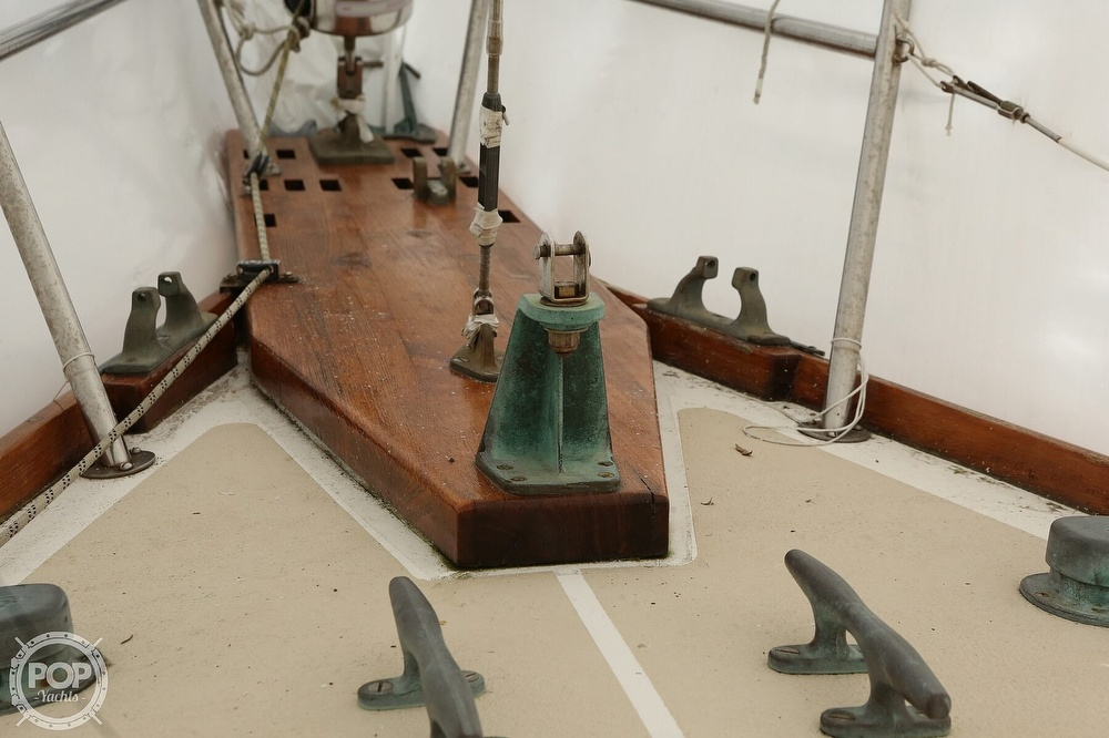 1982 Cape Dory boat for sale, model of the boat is 36 Cutter & Image # 31 of 40