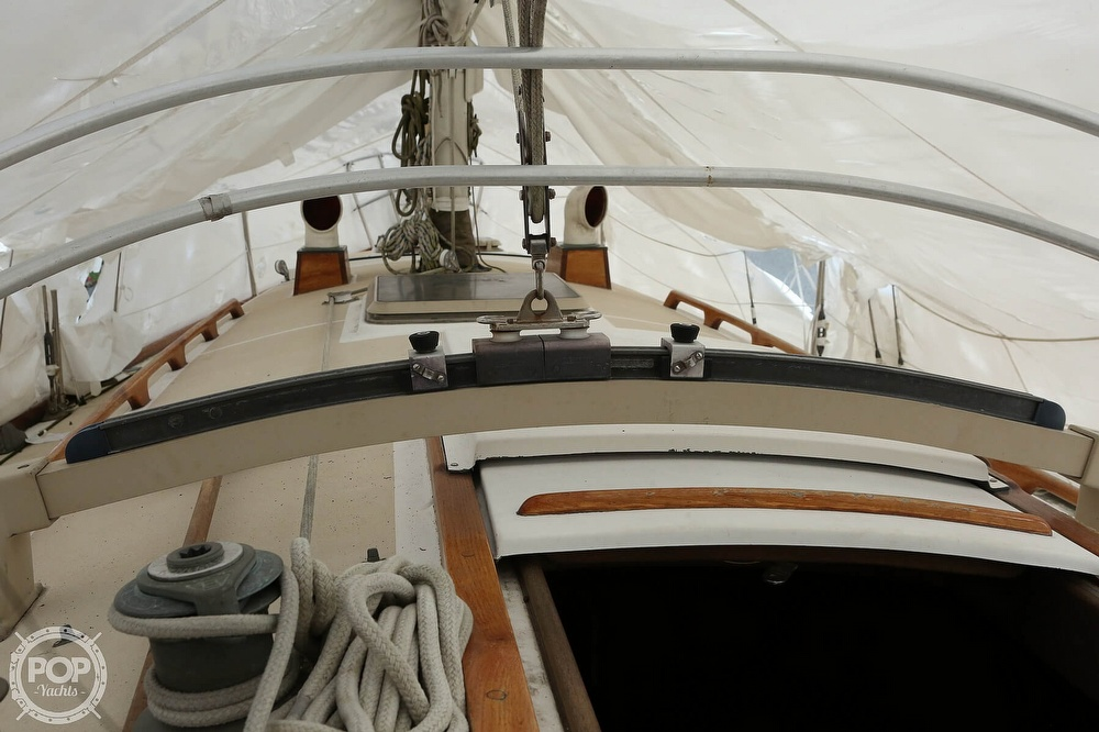 1982 Cape Dory boat for sale, model of the boat is 36 Cutter & Image # 40 of 40