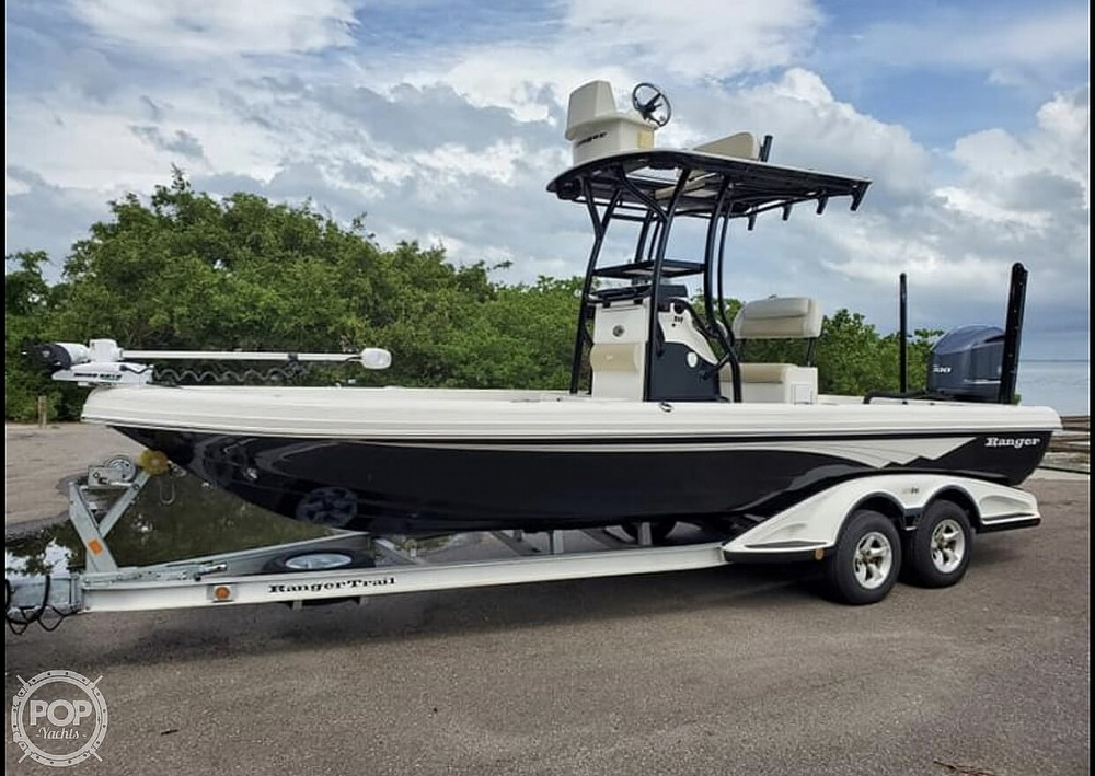 2015 Ranger Boats boat for sale, model of the boat is 2410 & Image # 3 of 40