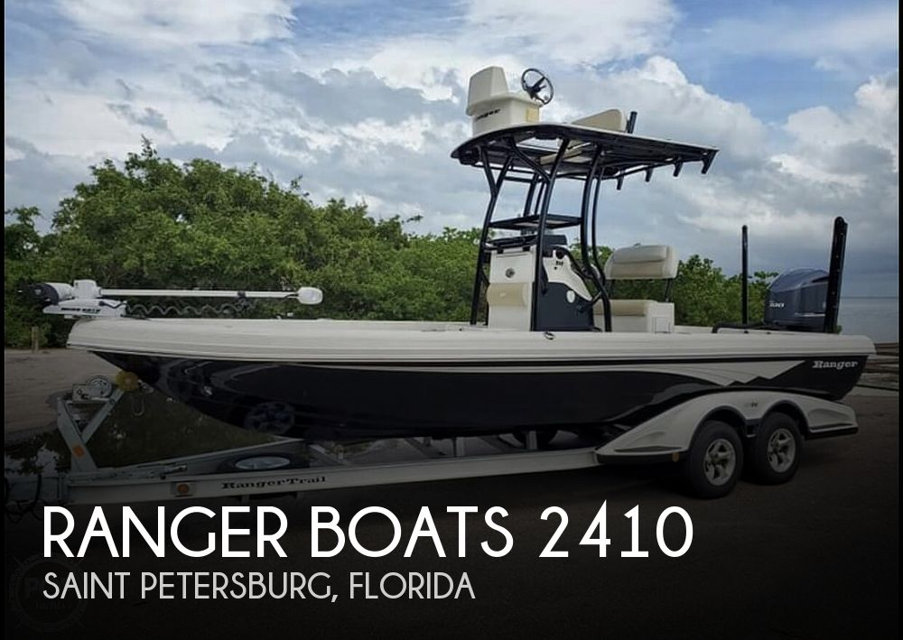Used Ranger Boats For Sale by owner | 2015 Ranger Boats 2410