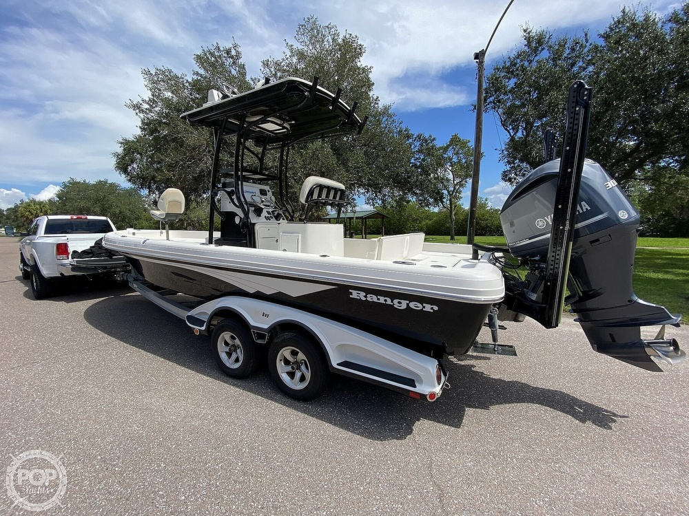 2015 Ranger Boats boat for sale, model of the boat is 2410 & Image # 2 of 40