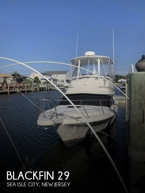 Used Blackfin Boats For Sale by owner | 1988 Blackfin 29