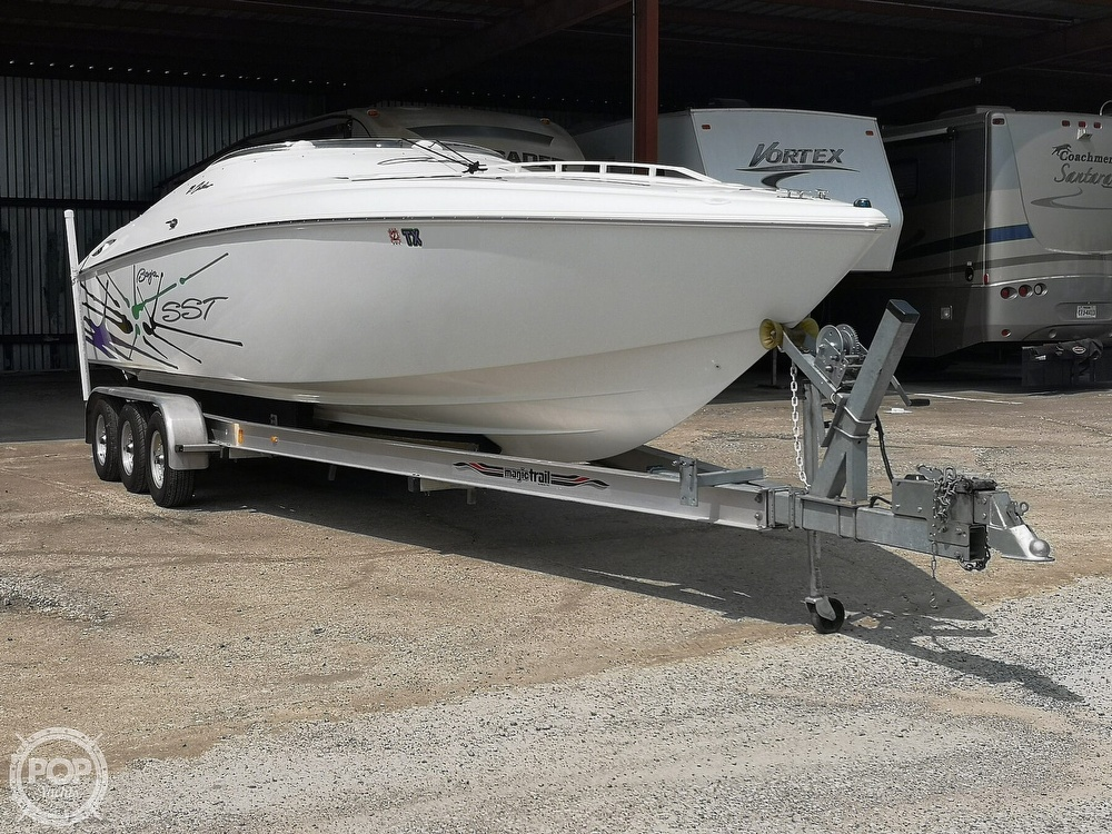 2000 Baja boat for sale, model of the boat is 29 Outlaw SST & Image # 7 of 40