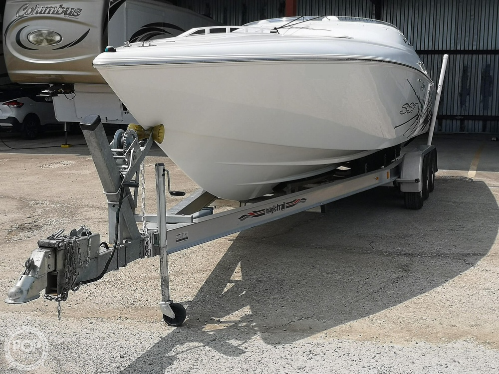 2000 Baja boat for sale, model of the boat is 29 Outlaw SST & Image # 9 of 40