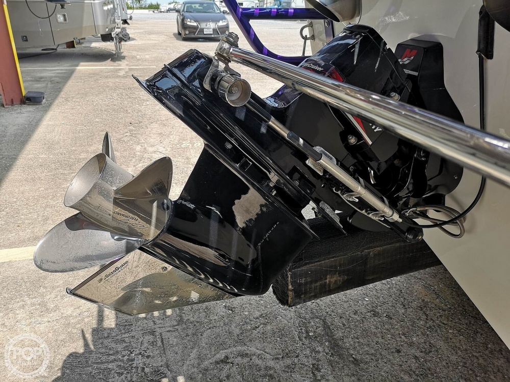 2000 Baja boat for sale, model of the boat is 29 Outlaw SST & Image # 16 of 40