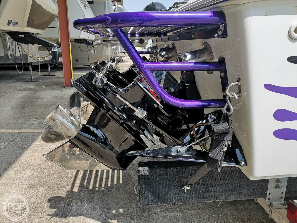 2000 Baja boat for sale, model of the boat is 29 Outlaw SST & Image # 22 of 40