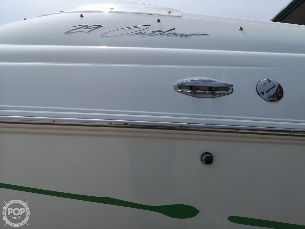 2000 Baja boat for sale, model of the boat is 29 Outlaw SST & Image # 30 of 40
