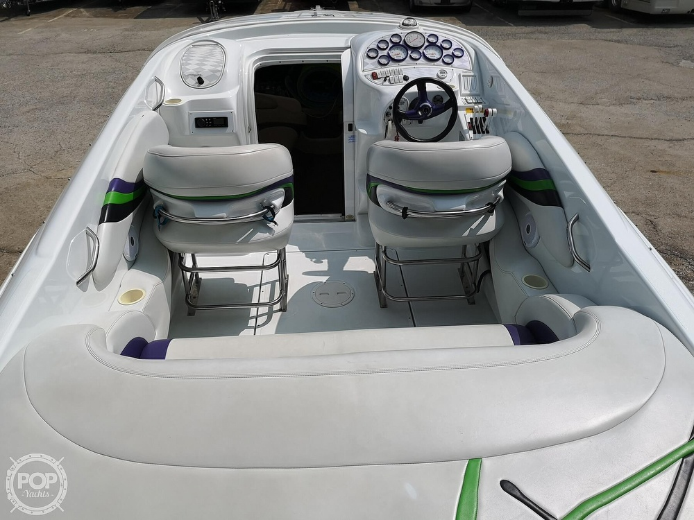2000 Baja boat for sale, model of the boat is 29 Outlaw SST & Image # 2 of 40