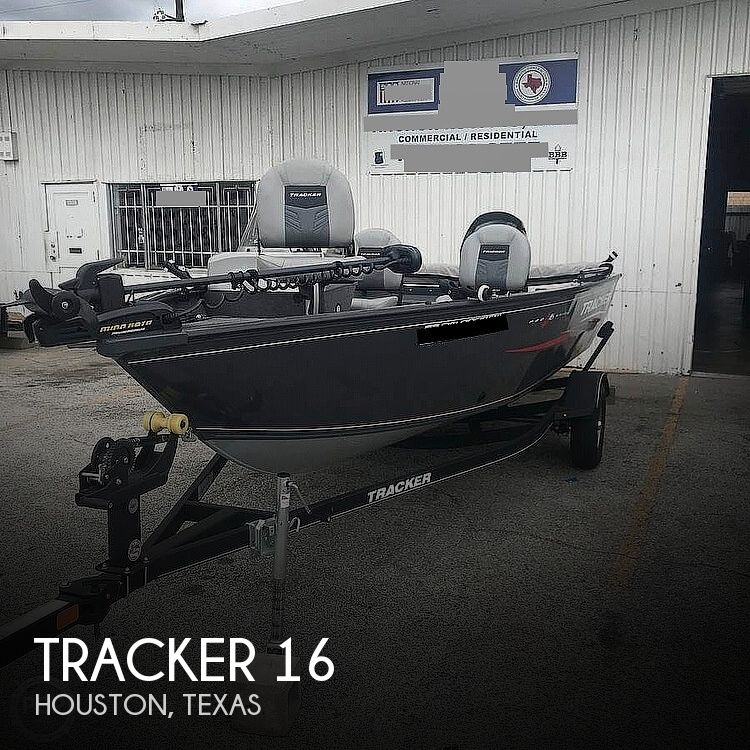 2019 Tracker Boats boat for sale, model of the boat is V-16SC Pro-Guide & Image # 1 of 14