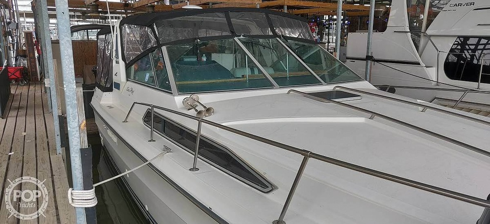 1988 Sea Ray boat for sale, model of the boat is 340 Express Cruiser & Image # 38 of 40