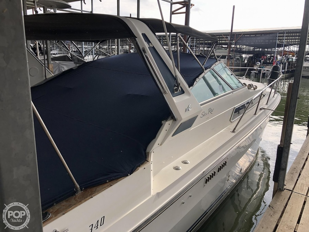 1988 Sea Ray boat for sale, model of the boat is 340 Express Cruiser & Image # 6 of 40