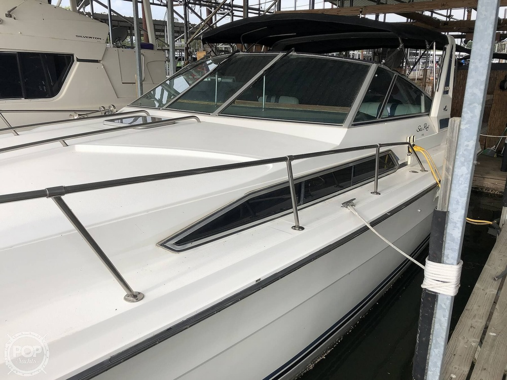 1988 Sea Ray boat for sale, model of the boat is 340 Express Cruiser & Image # 7 of 40