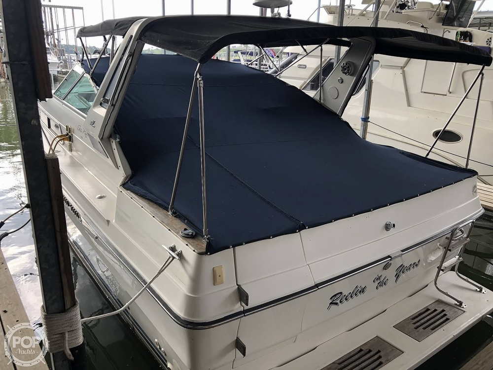 1988 Sea Ray boat for sale, model of the boat is 340 Express Cruiser & Image # 12 of 40