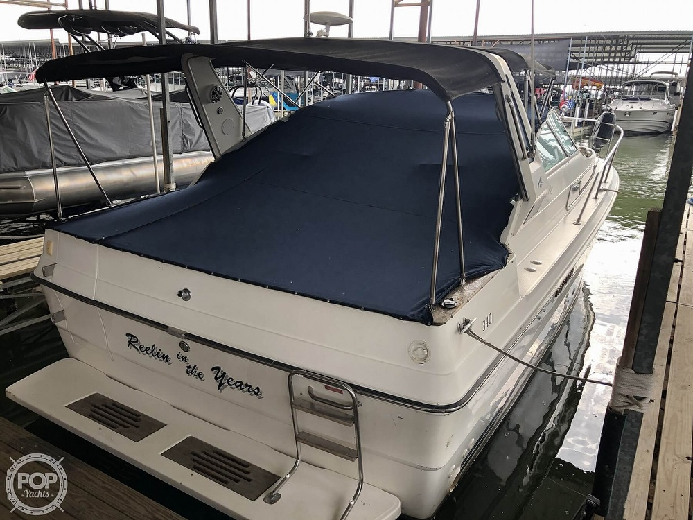1988 Sea Ray boat for sale, model of the boat is 340 Express Cruiser & Image # 13 of 40