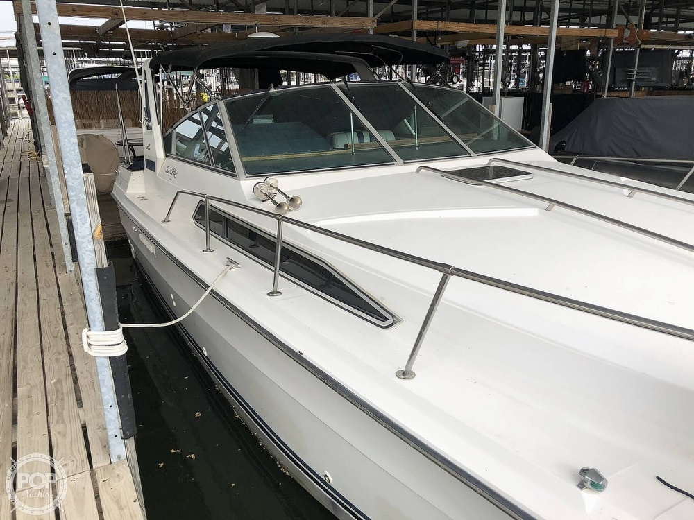 1988 Sea Ray boat for sale, model of the boat is 340 Express Cruiser & Image # 14 of 40