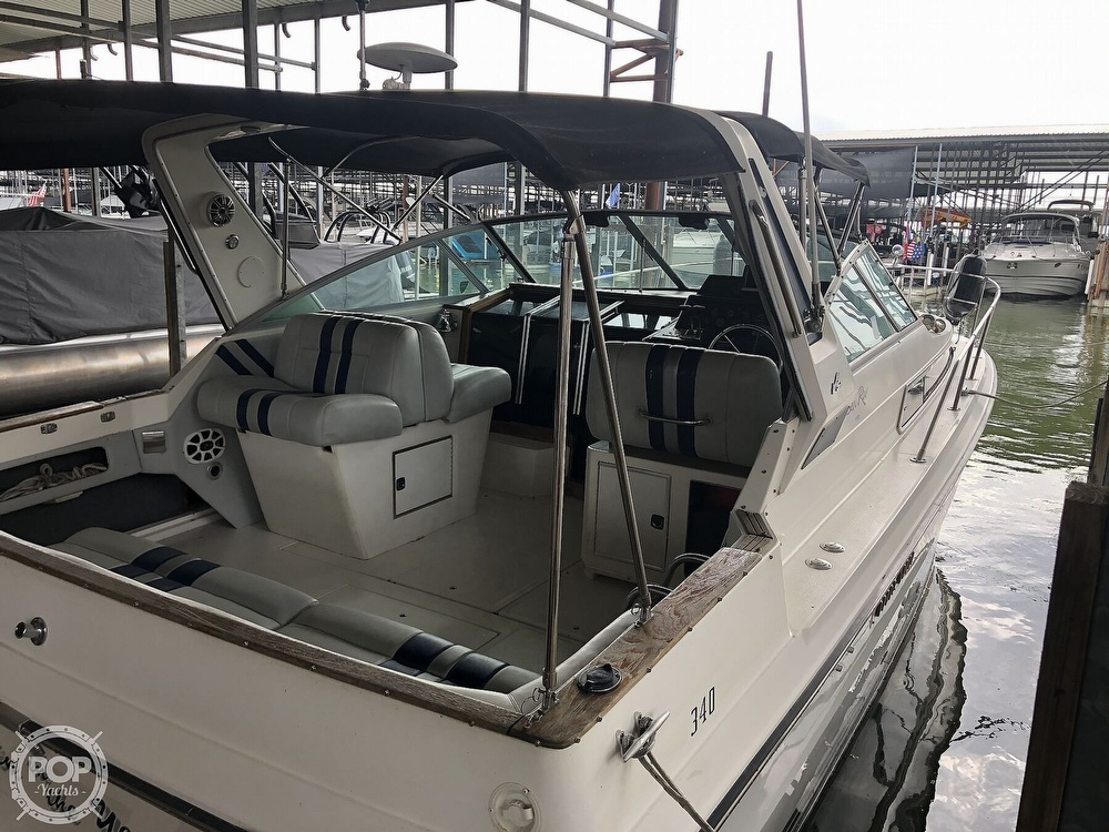 1988 Sea Ray boat for sale, model of the boat is 340 Express Cruiser & Image # 24 of 40