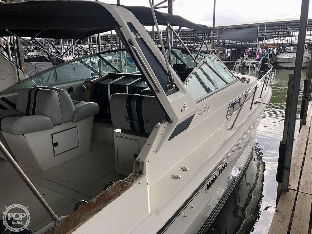 1988 Sea Ray boat for sale, model of the boat is 340 Express Cruiser & Image # 27 of 40