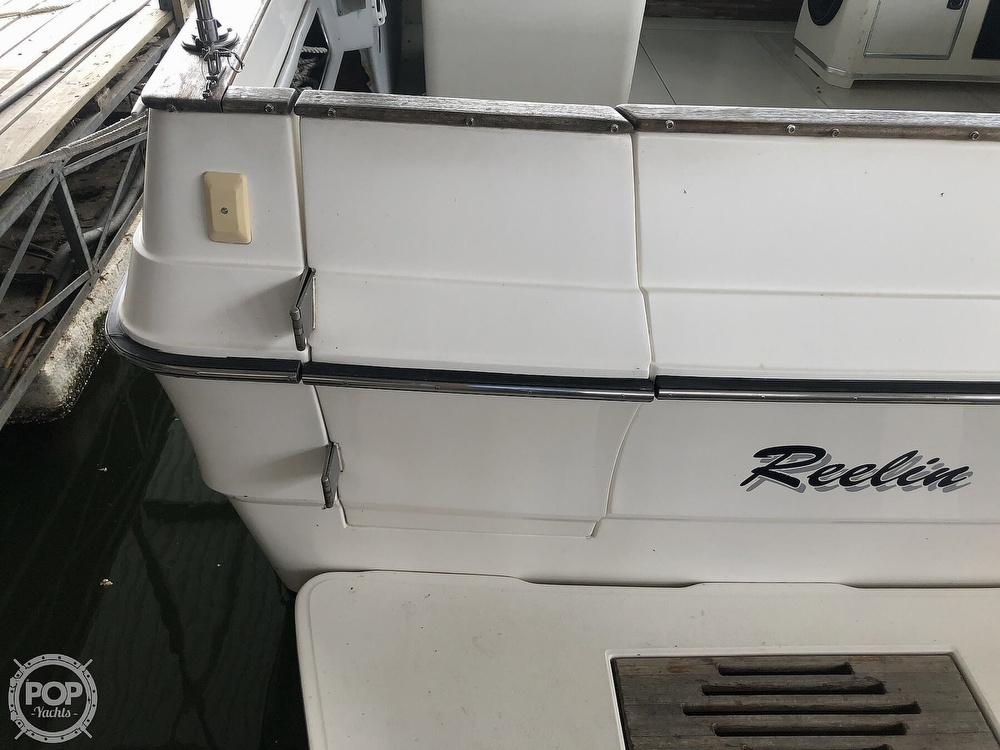 1988 Sea Ray boat for sale, model of the boat is 340 Express Cruiser & Image # 40 of 40