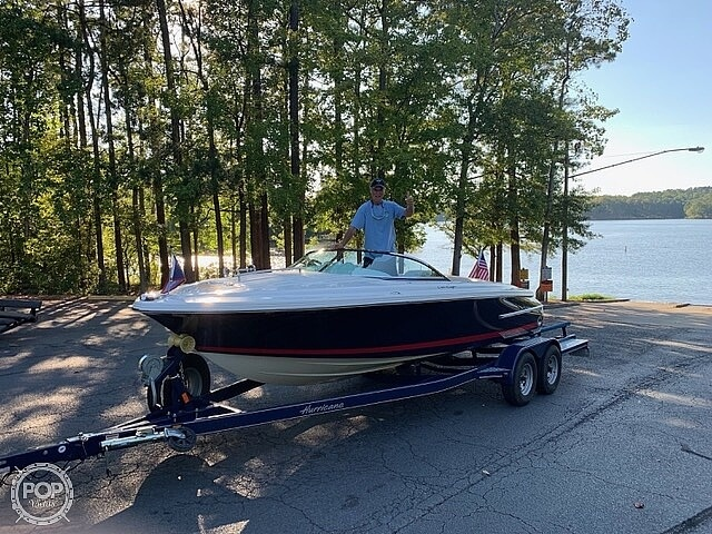 2005 Chris Craft boat for sale, model of the boat is Speedster & Image # 2 of 41