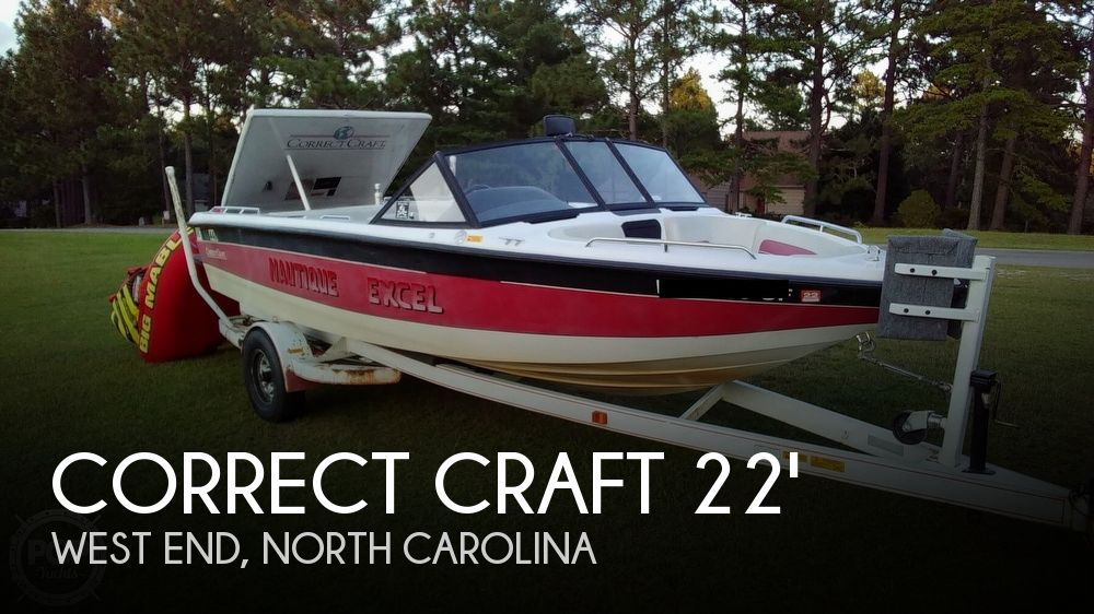 1992 CORRECT CRAFT EXCEL for sale