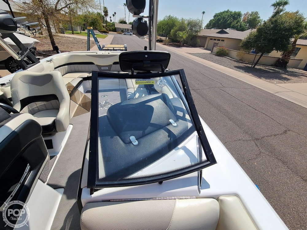 2013 Malibu boat for sale, model of the boat is 24 MXZ Wakesetter & Image # 11 of 40
