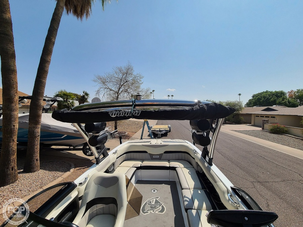 2013 Malibu boat for sale, model of the boat is 24 MXZ Wakesetter & Image # 15 of 40