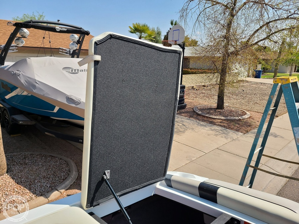 2013 Malibu boat for sale, model of the boat is 24 MXZ Wakesetter & Image # 27 of 40