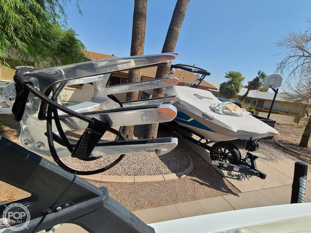2013 Malibu boat for sale, model of the boat is 24 MXZ Wakesetter & Image # 35 of 40