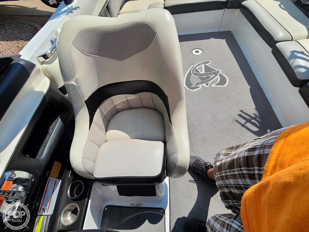 2013 Malibu boat for sale, model of the boat is 24 MXZ Wakesetter & Image # 38 of 40