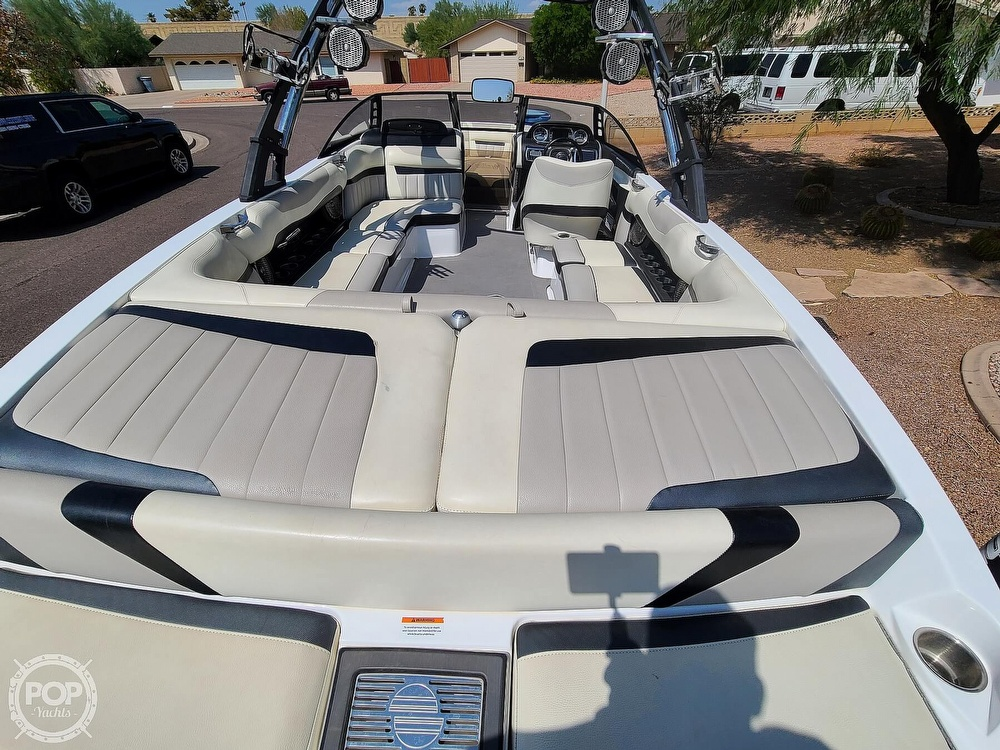 2013 Malibu boat for sale, model of the boat is 24 MXZ Wakesetter & Image # 4 of 40