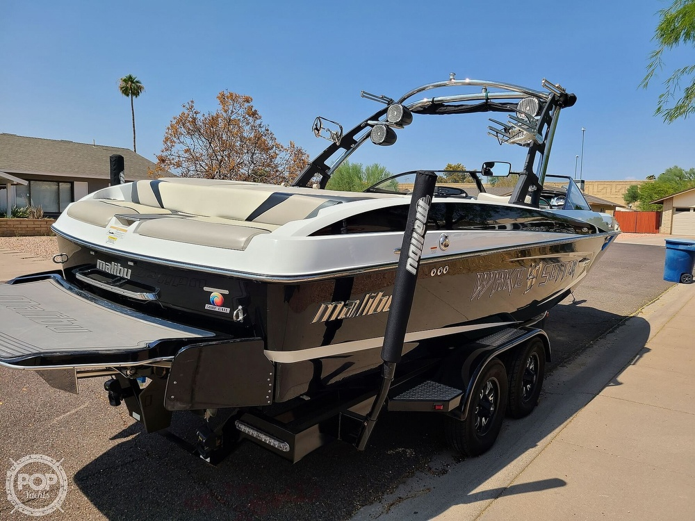 2013 Malibu boat for sale, model of the boat is 24 MXZ Wakesetter & Image # 6 of 40