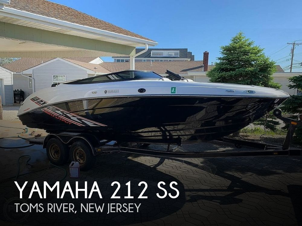 2008 Yamaha boat for sale, model of the boat is 212 SS & Image # 1 of 7