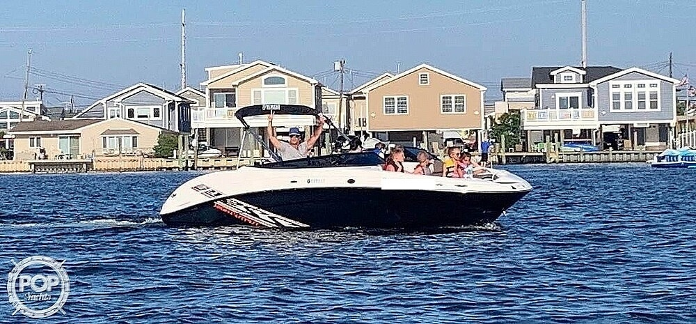 2008 Yamaha boat for sale, model of the boat is 212 SS & Image # 4 of 7