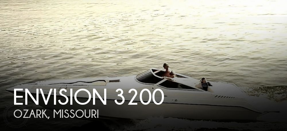 Used Envision Boats For Sale by owner | 1995 Envision Intruder 3200