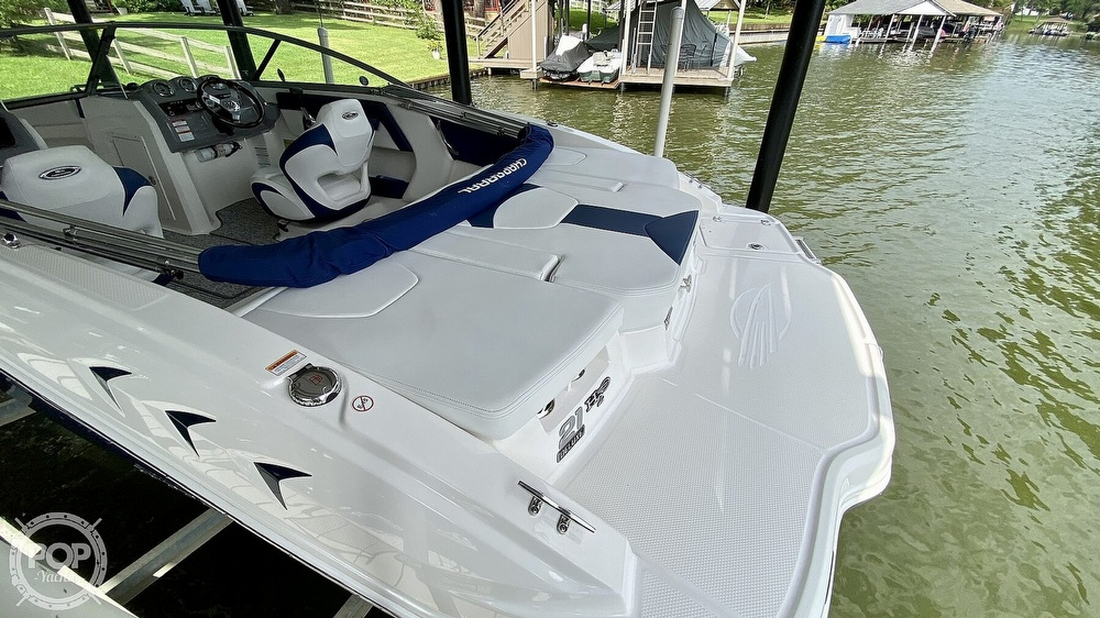2014 Chaparral boat for sale, model of the boat is H2O 21 Deluxe & Image # 12 of 40