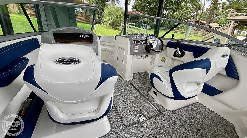 2014 Chaparral boat for sale, model of the boat is H2O 21 Deluxe & Image # 24 of 40
