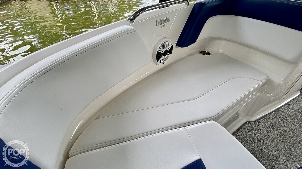 2014 Chaparral boat for sale, model of the boat is H2O 21 Deluxe & Image # 35 of 40
