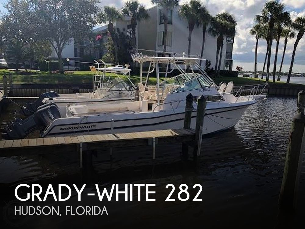Used Grady-White Boats For Sale in Lakeland, Florida by owner | 2000 Grady-White Sailfish 282