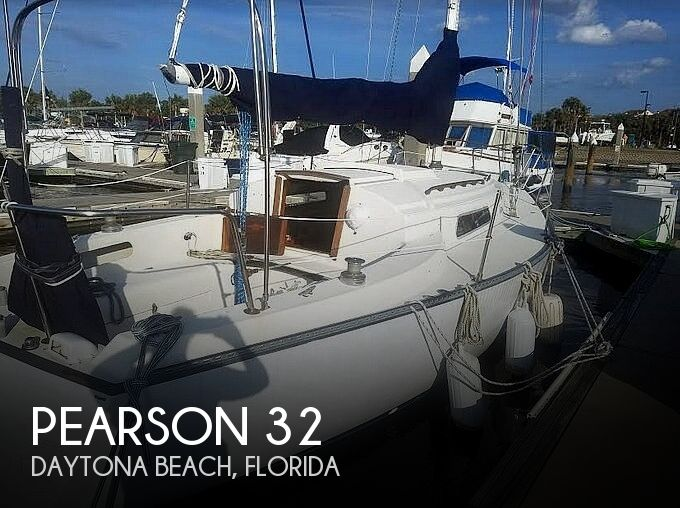 1980 Pearson boat for sale, model of the boat is 32 & Image # 1 of 6
