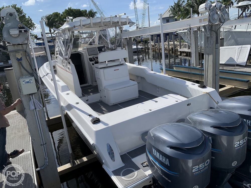 2008 Contender boat for sale, model of the boat is 36 Fish Around & Image # 2 of 40