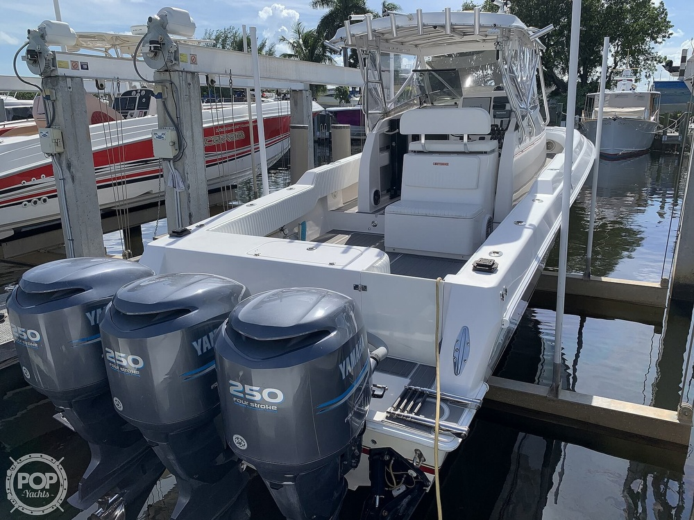 2008 Contender boat for sale, model of the boat is 36 Fish Around & Image # 4 of 40