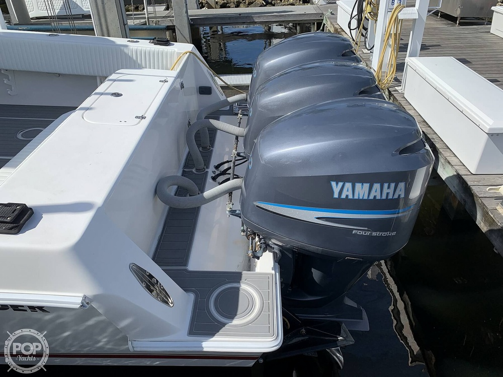 2008 Contender boat for sale, model of the boat is 36 Fish Around & Image # 6 of 40