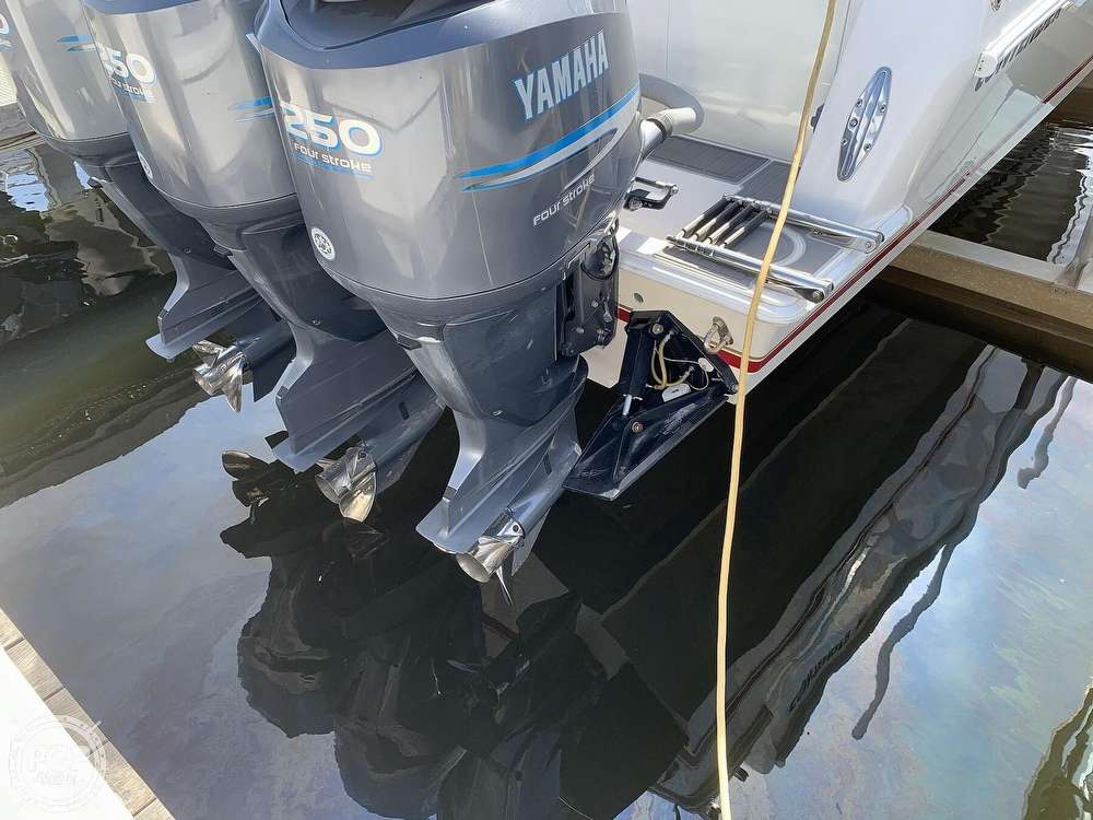 2008 Contender boat for sale, model of the boat is 36 Fish Around & Image # 11 of 40
