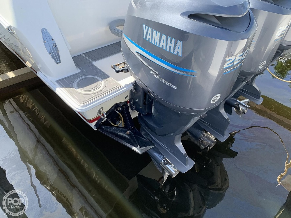 2008 Contender boat for sale, model of the boat is 36 Fish Around & Image # 12 of 40